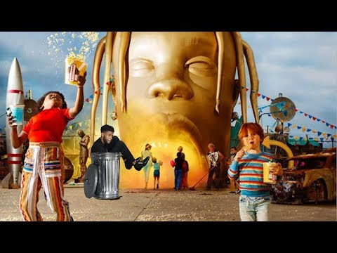 Travis Scott - ASTROWORLD First REACTION/REVIEW - Shawn Cee