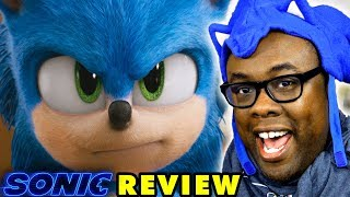 SONIC THE HEDGEHOG - Movie Review (NO Spoilers)