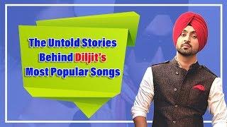 Diljit Dosanjh Recounts Fond Memories Of His Most Popular Gana Proper Patola Arjun Patiala