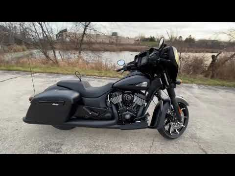 2021 Indian Chieftain® Dark Horse® in Muskego, Wisconsin - Video 1