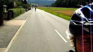 preview picture of video 'Radeln rund um´s Zittauer Gebirge'
