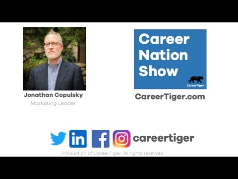 Episode 3: Career Nation Show with Joe Pinto, Chief Customer