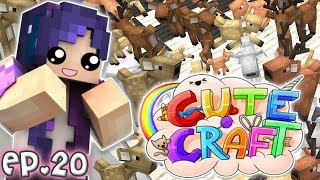 TOO MANY DEER PRANK | CuteCraft Minecraft SMP - Ep. 20