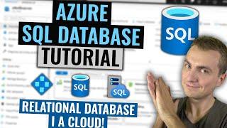 Azure SQL Database Tutorial   Relational databases in Azure