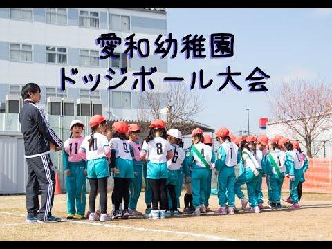 愛和幼稚園 ドッヂボール大会