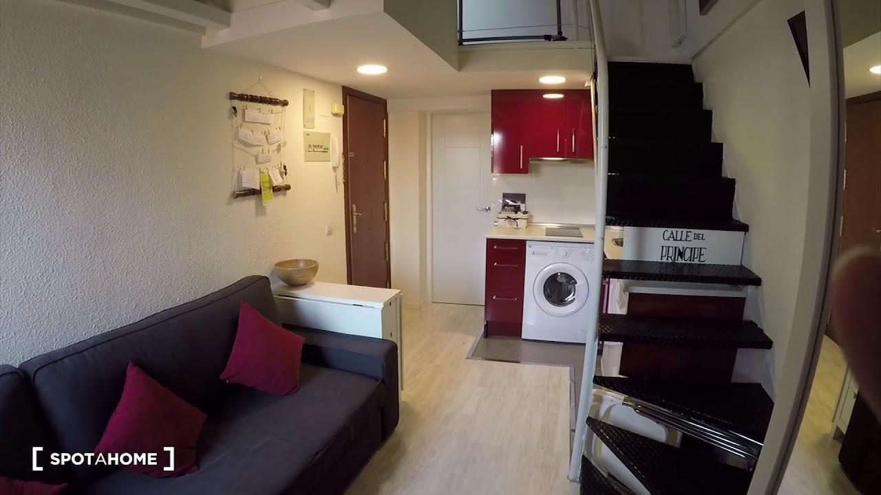 Charming studio apartment for rent in Centro