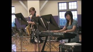 Diversion - Bernard Heiden (sax and piano)