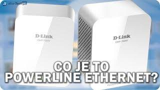 D-Link PowerLine: Co je to Powerline Ethernet? - AlzaTech #593