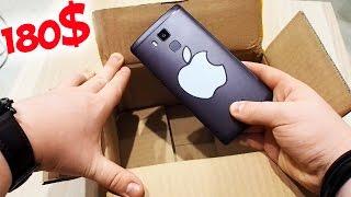 Офигеть! Очень мощный китайский смартфон ЗА 180$! - Посылка из Китая 2016