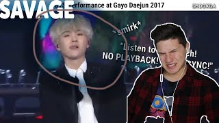 THE KINGS CLAPBACK! | How BTS Roasted Haters || Cool, Classy, Savage BTS REACTION