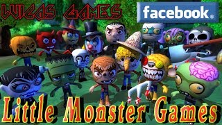 Little Monster Games Juego Gratis Android, IOS, PC y Facebook