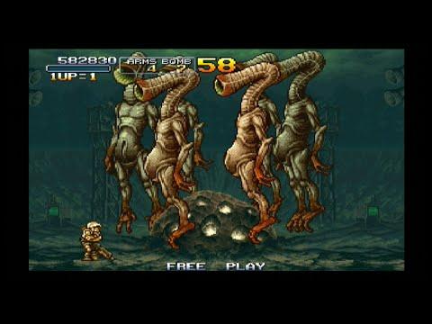 Metal Slug 3 Wii