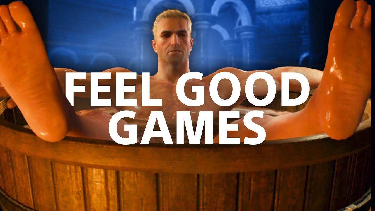 Das sind echte Feel Good Games