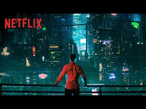 Altered Carbon | Teaser [HD] | Netflix