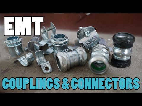 EMT Couplings & Connectors