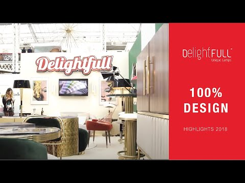DelightFull Highlights at 100% Design