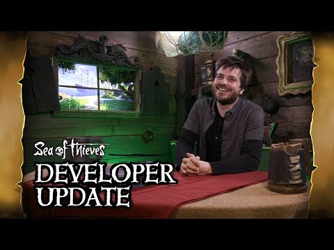 Sea of Thieves : Official Sea of Thieves Developer Update: The World of Sea of Thieves