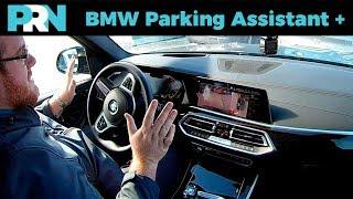 Real World BMW Parking Assistant Plus Testing   TestDrive Garage