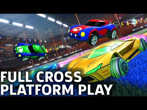 How to trade on rocket league cross platform