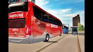 Ets2 1.35, Bus G7 1200 Mpmx Scania 4x2,