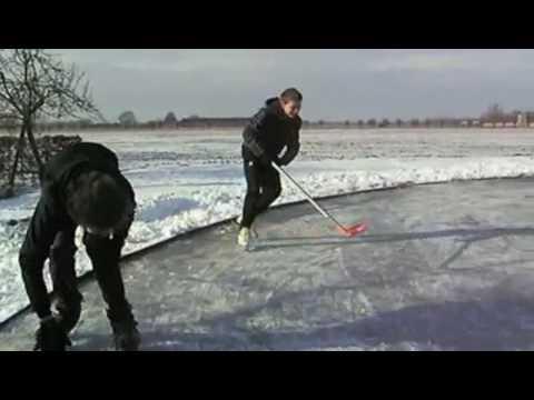 Ijshockey in Rijkevoort