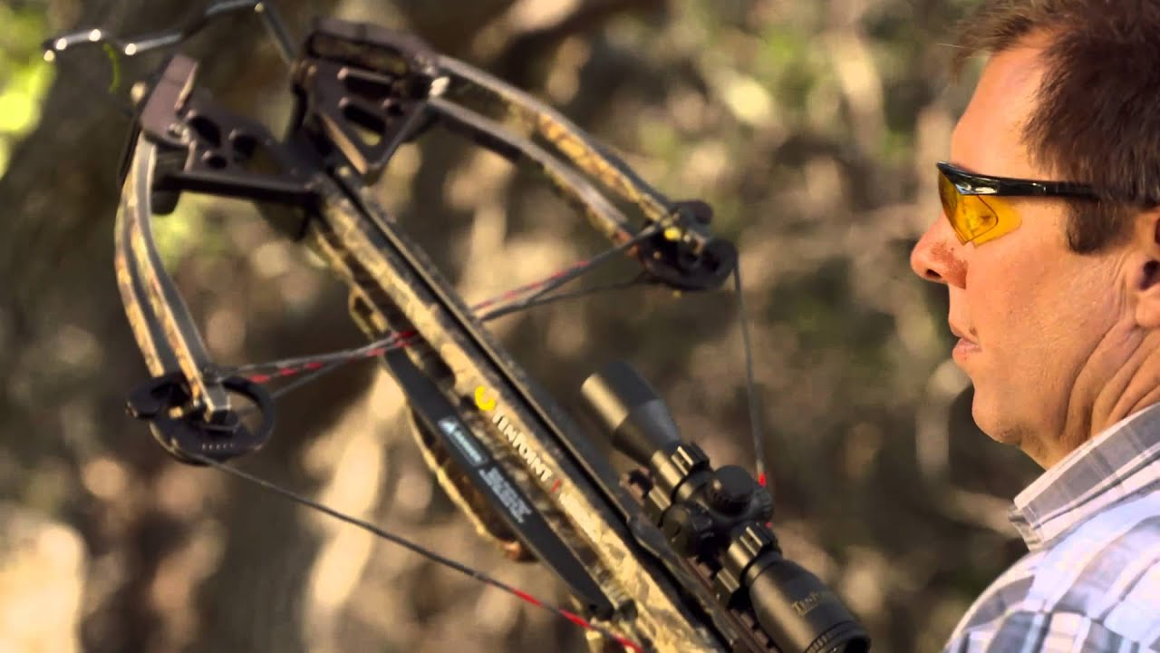 A closer look at the features that make the Turbo GT crossbow one of the best new crossbows in the industry. For more information, visit www.tenpointcrossbows.com.