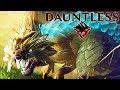 Dauntless O Esquilo Gigante novo Jogo De Ca ar Monstros