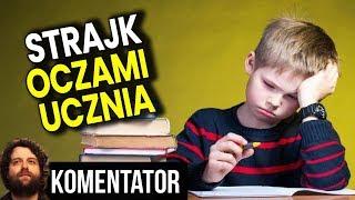 Strajk Nauczycieli Z Perspektywy Ucznia Zamkniętej Szkoły  Wywiad Analiza Komentator Librus Synergia
