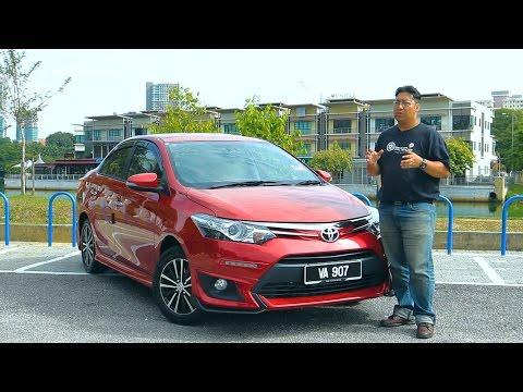 Toyota Vios 2016 - Roda Pusing Ringkas