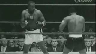 Floyd Patterson vs Sonny Liston, I (long)