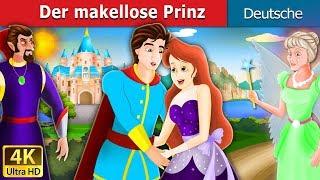 Der makellose Prinz | Flawless Prince Story in German | Deutsche Märchen