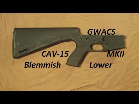 GWACS Armory Power Series CAV-15 MKII