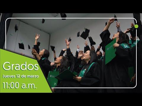 Grados 12 de marzo 3:00 p.m.