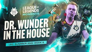 LEC : highlight & voicecomms de la semaine 8 des G2 Esports