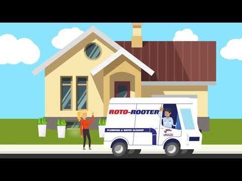 Roto-Rooter video