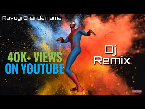 Download Ravoyi Chandamama |  The Animated Special Series | Remix By | Dj Shiva Mixing Unit HD Mp4 3GP Video and MP3