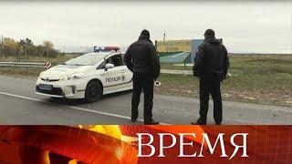За один день в селах и полях Донбасса упало около 300 снарядов и мин украинской армии.