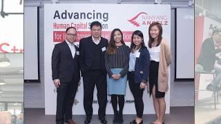 An event sponsored by Zurich Insurance