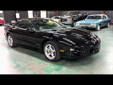2000 Pontiac Firebird Trans Am WS6 (CC-1392272) for sale in Sherman, Texas