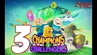 Champions & Challengers: Adventure Time - Gameplay Walkthrough Part 3 iOS / Android - Episode 2