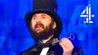 Joe Wilkinson Makes A Fatal Magic Mistake | 8 Out Of 10 Cats Does Countdown