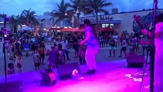 Paul Anthony & The Reggae Souljahs   Margaritaville Bandshell   Hollywood Beach FL