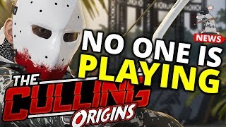 NO-ONE IS PLAYING THE CULLING - Servers Now Closed! What Went Wrong For This Original Battle Royale