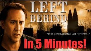 Nicolas Cage Gets Left Behind (In 5 Minutes)
