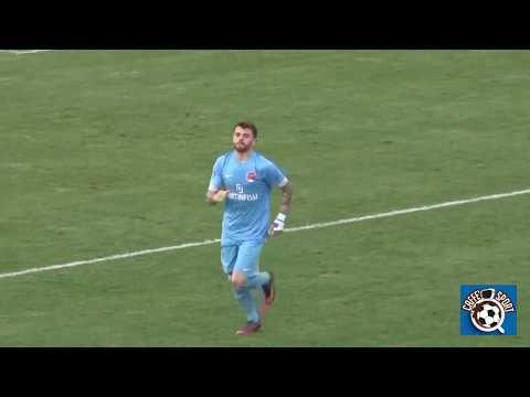 I gol di Matteo Brunori con il Villabiagio
