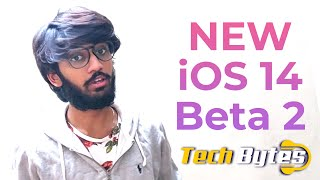 NEW iOS 14 Beta 2! | iOS Updates | TECHBYTES