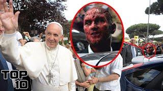 Top 10 Scary Satan Encounters in REAL LIFE | Marathon