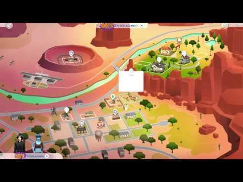 Les Sims 4 - StrangerVille Test PC Fr