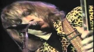 Ringo Starr - First All Starr Band - Rocky Mountain Way (Joe Walsh)