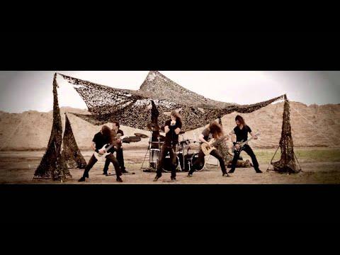 MAYAN - War On Terror (OFFICIAL MUSIC VIDEO)